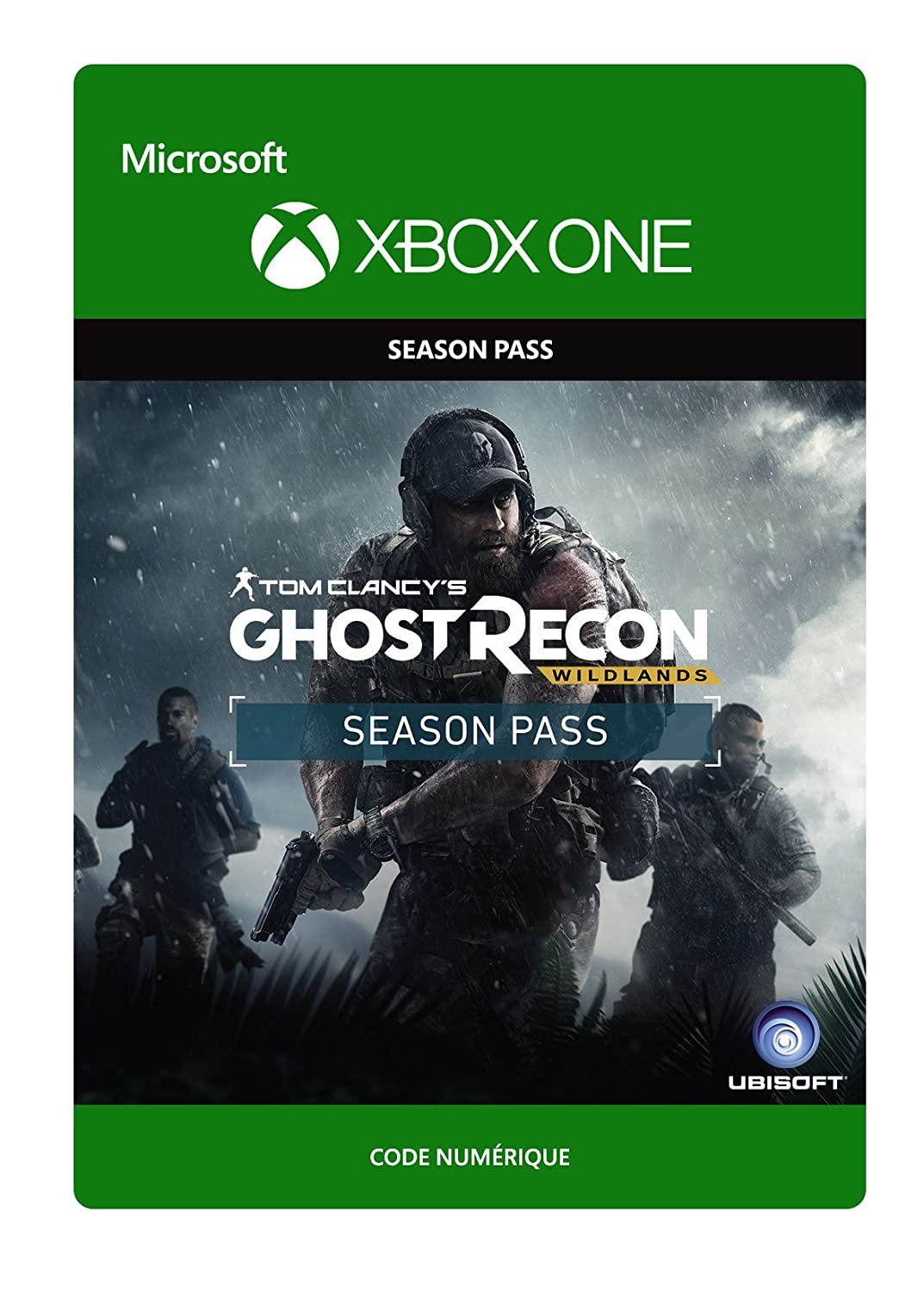 Ghost Recon : Wildlands Ubisoft 3307215964699 Adventure