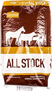Purina Animal Nutrition Cross Road All Stock 12 Sweet Feed Textured