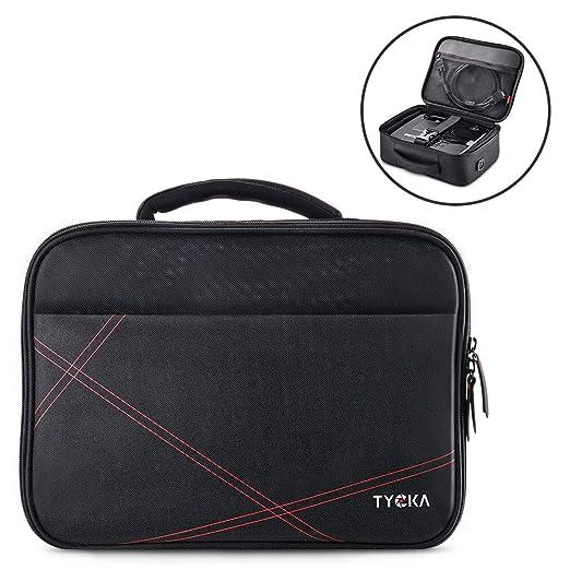 TYCKA Bolsa de Viaje para proyector, tamaño pequeño 36x26x12cm ...