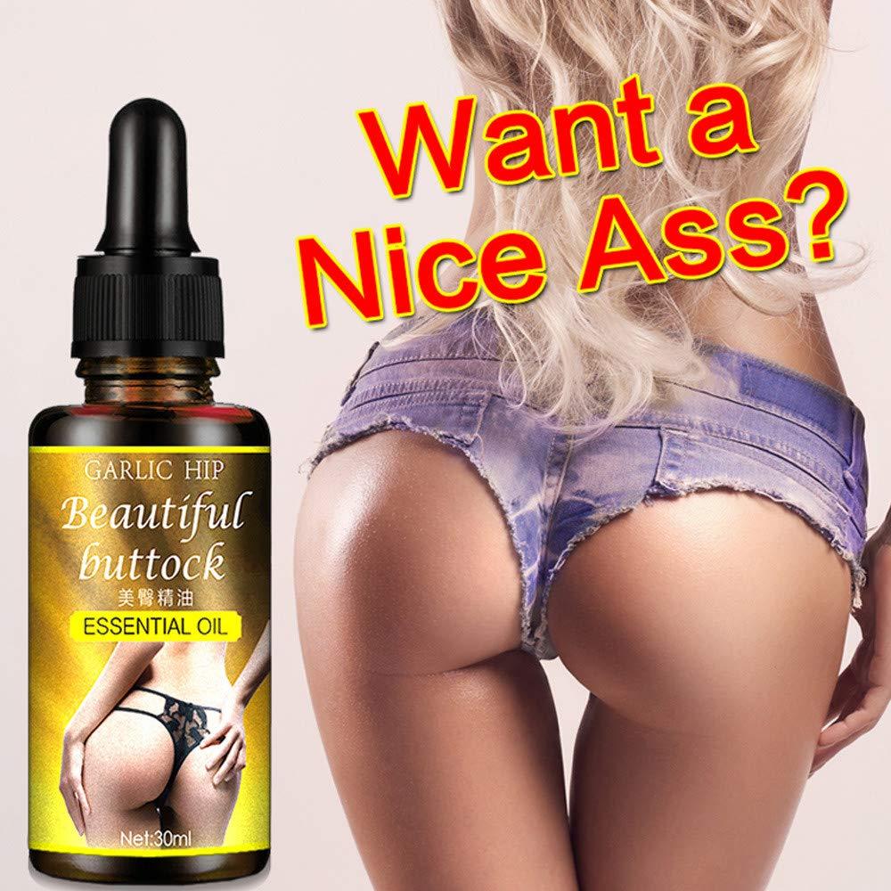 Amazon.com : Wffo Buttock Enhancement Massage Essential Oil, Hip Lift Up Butt  Firm Skin Enlargement (black) : Beauty