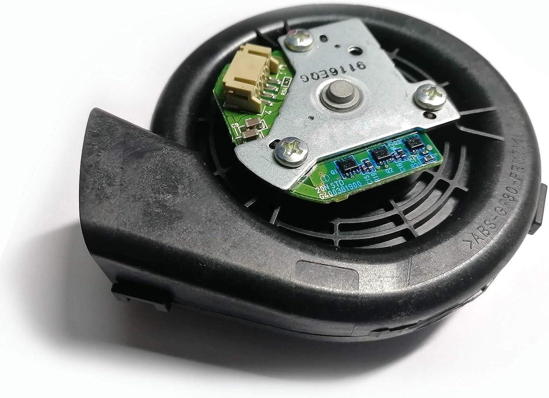 LICHIFIT Original Motor Ventilador Repuestos Ventilador Motor Módulo Negro para Xiaomi 2nd Gen Roborock S50 S51 S55 Vacío