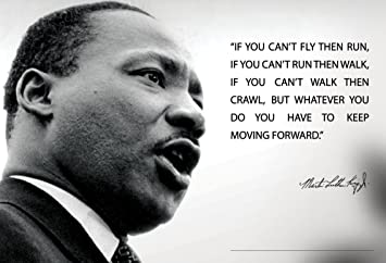 Amazon Com Martin Luther King Jr Mlk 13x19 Poster If You Can T