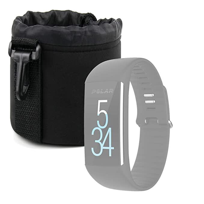 DURAGADGET Bolsa Negra para Smartwatch Diggro DI03 / Diggro ...