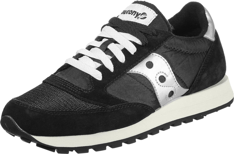 Amazon.com: Saucony Lifestyle Jazz Vintage - S7036810 - Color Black - Size: 6.0: Shoes