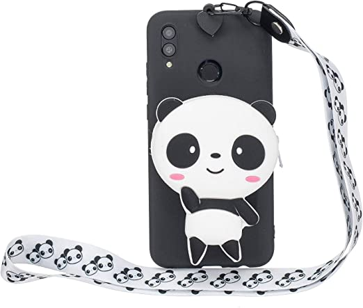 Samsung A50 A30 Case Kawaii Panda