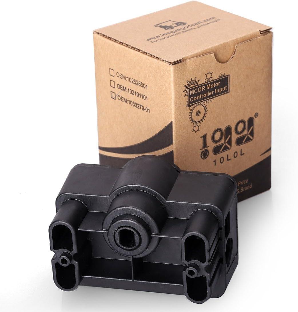 10L0L MCOR Potentiometer Accelerator for Club Car Precedent Golf Carts (2004-2011) Replace 1033279-01
