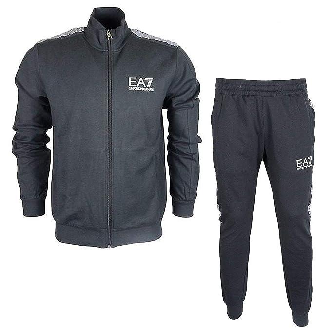 info for 116f1 920ec EA Tuta EA7 Emporio Armani 7 6ZPV64 Uomo Giacca+Pantaloni ...