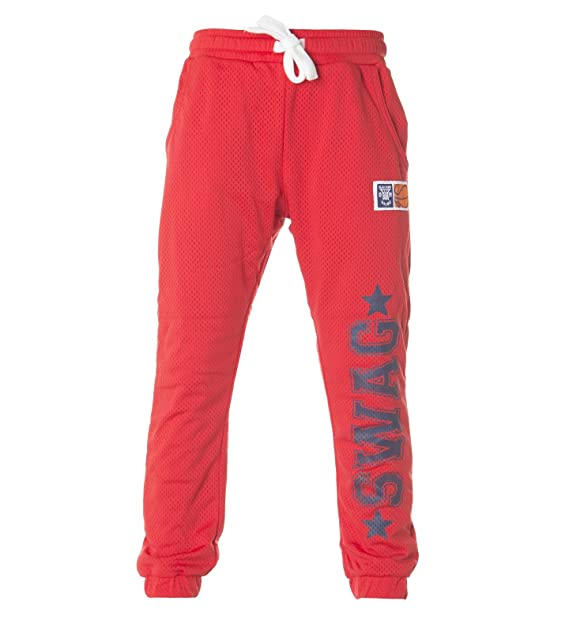 nuovo di zecca 923d9 1fc46 Original Marines - Pantaloni - ragazzo rosso 98: Amazon.it ...