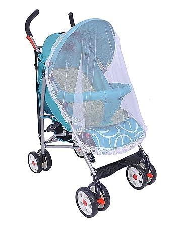 Amazon.com: mosquitero para carriola de bebé, Se adapta a la ...
