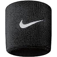 Nike Swoosh Wristbands - Black