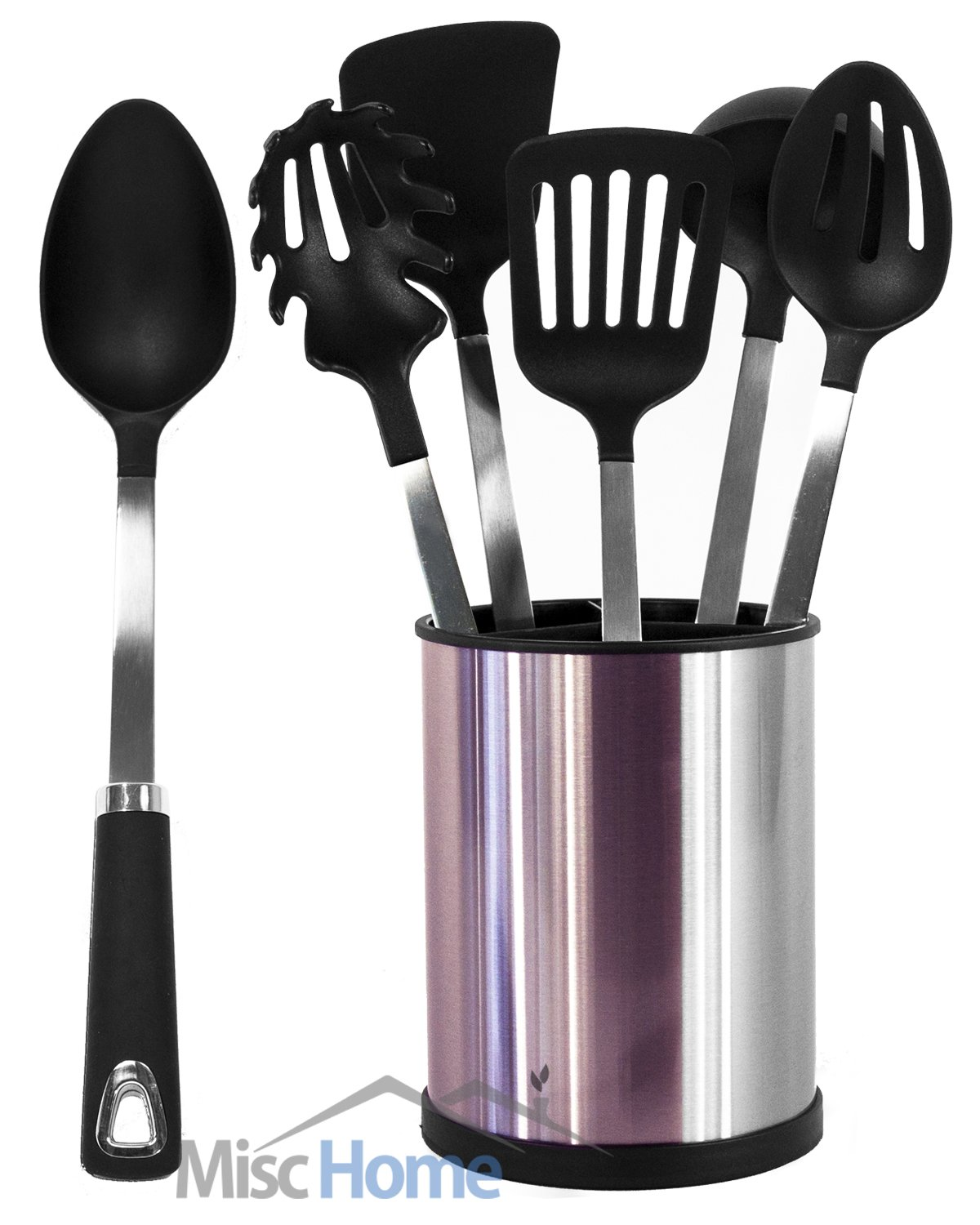 Kitchen Tool Set Of 6pcs Sj Of Misc Home 6 Piece Stainless Steel Kitchen Utensil Set With