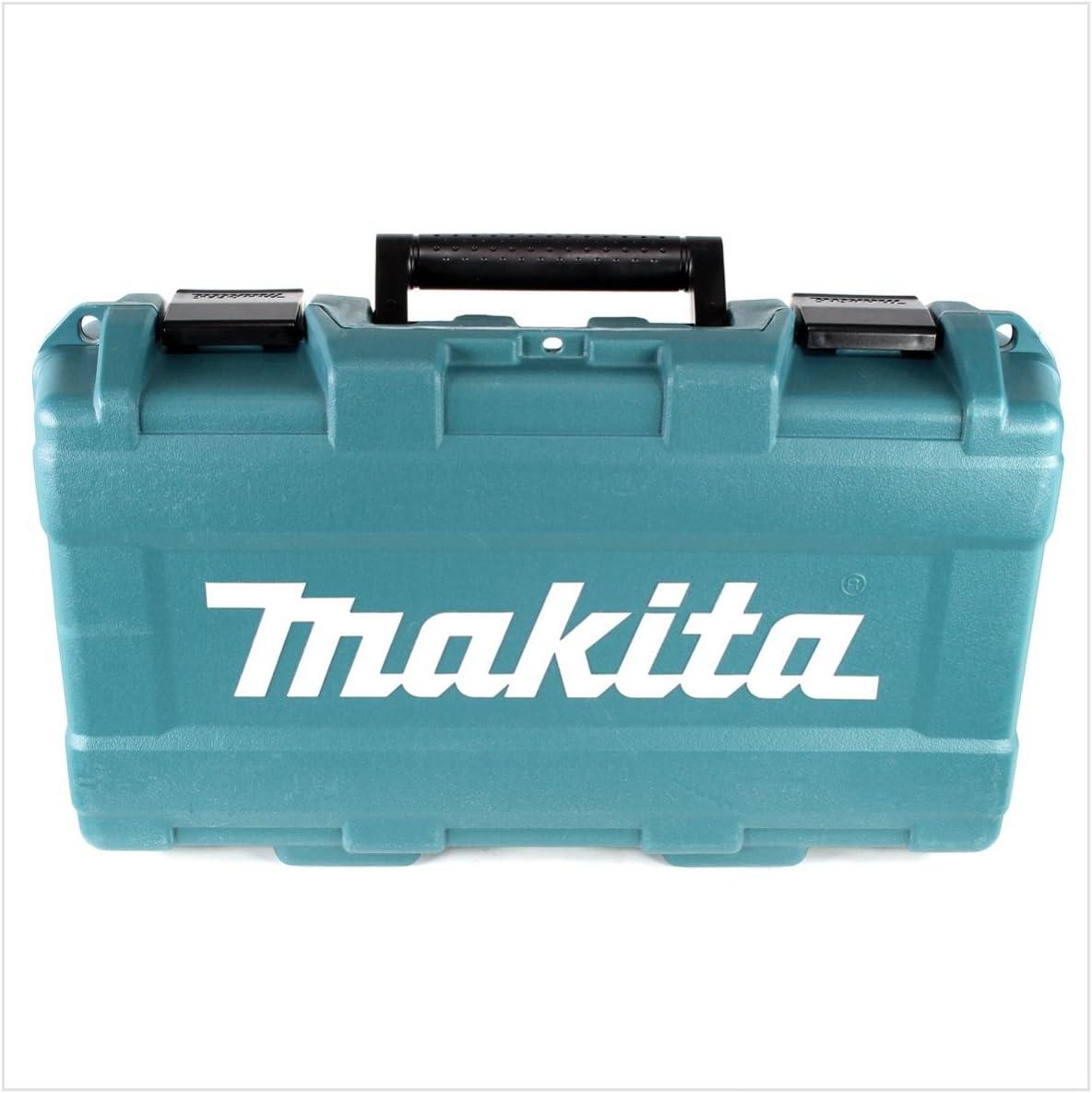 Koffer ohne Ladeger/ät Makita DJR 186 M1K Akku Recipros/äge 18V 1x Akku 4,0Ah