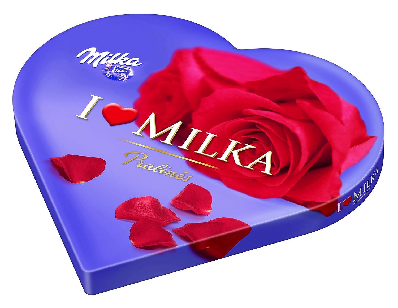 Milka I Love Bombones - 30 Unidades: Amazon.es: Alimentación y bebidas