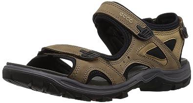 55a24a8f041 Amazon.com | ECCO Women's Offroad Lite Sandal | Sport Sandals & Slides