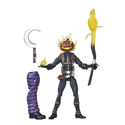 Marvel Legends Series: Villains of the Night: Marvel's Jack O'Lantern: Hasbro: Toys & Games