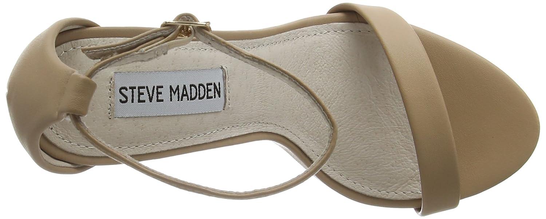 Steve Madden Beige Damen Stecy Sandale Pumps Beige Madden (Natural) 22acc1
