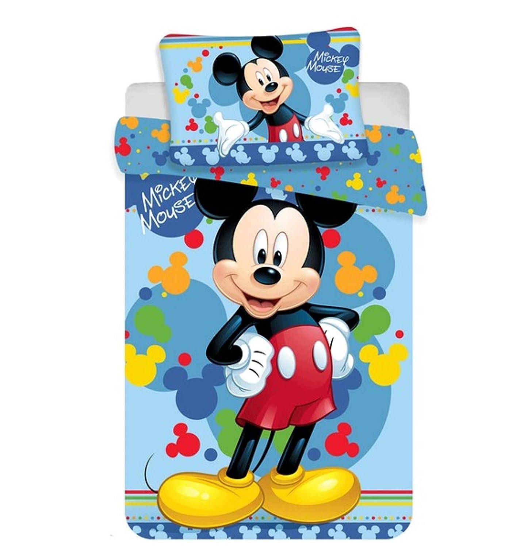 KK Disney Mickey Mouse Baby Bettw/äsche 40 x 60 cm 100 x 135 cm