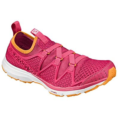 Crossamphibian Water Shoe - Women's Lotus Pink/Madder Pink/Yellow Gold US 8.0/UK 6.0