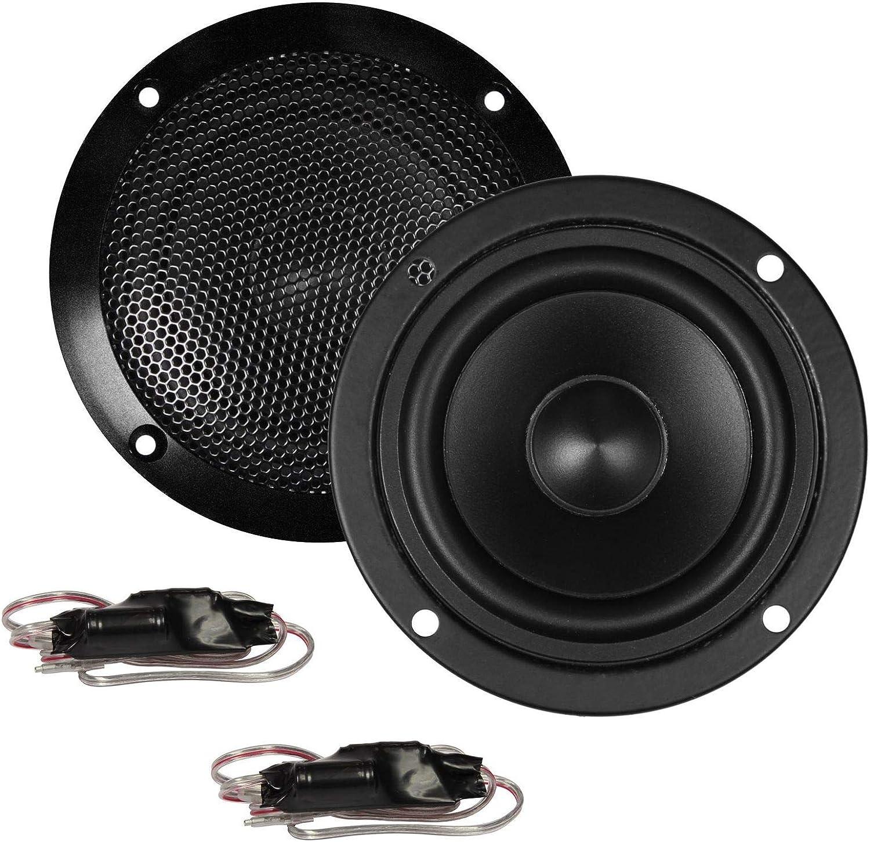 Mb Quart Qs75 7 5cm Konus Mitteltöner Paar Audio Hifi