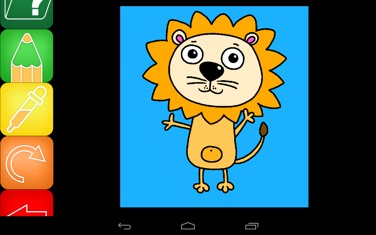 68 Coloring Pages App Android