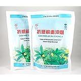 2 Pack! Gan Mao Jie Du Chong Ji, 2 x 10 Servings, Instant Herbal Beverage, Tea, Drink