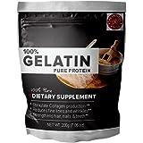 Aromatique Gelatin Powder For Face Mask Gelatin Powder for Facial Hair Removal - 200 Grams