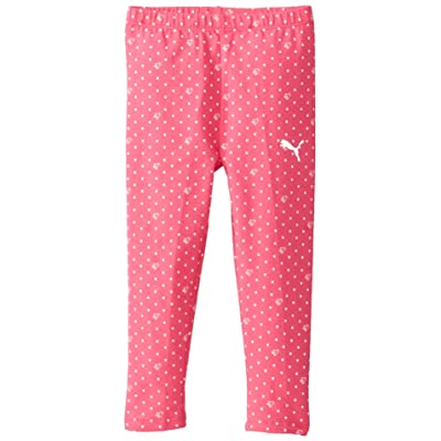 PUMA Little Girls' Forever Faster Printed Legging