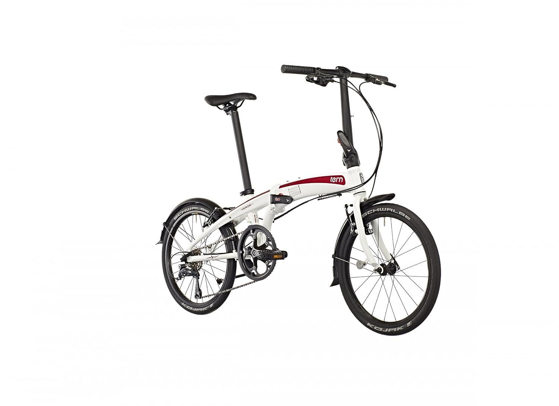 tern Verge N8 - Bicicletas plegables - 20