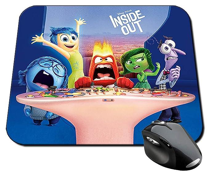 Del Reves Inside Out E Alfombrilla Mousepad PC: Amazon.es: Oficina y papelería