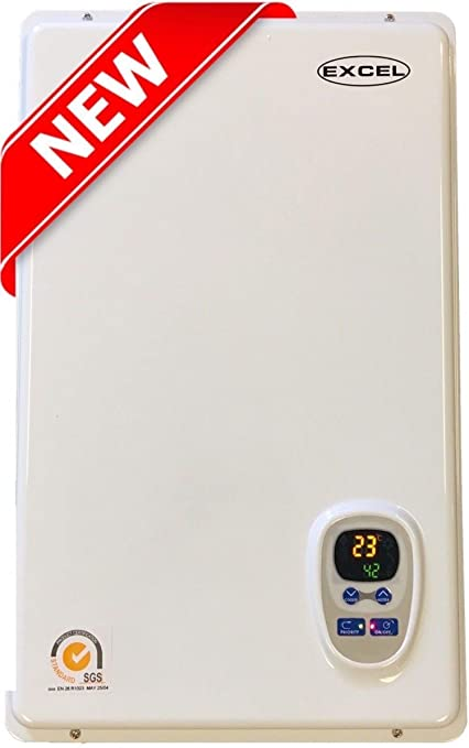 Excel Tankless Gas WaterHeater