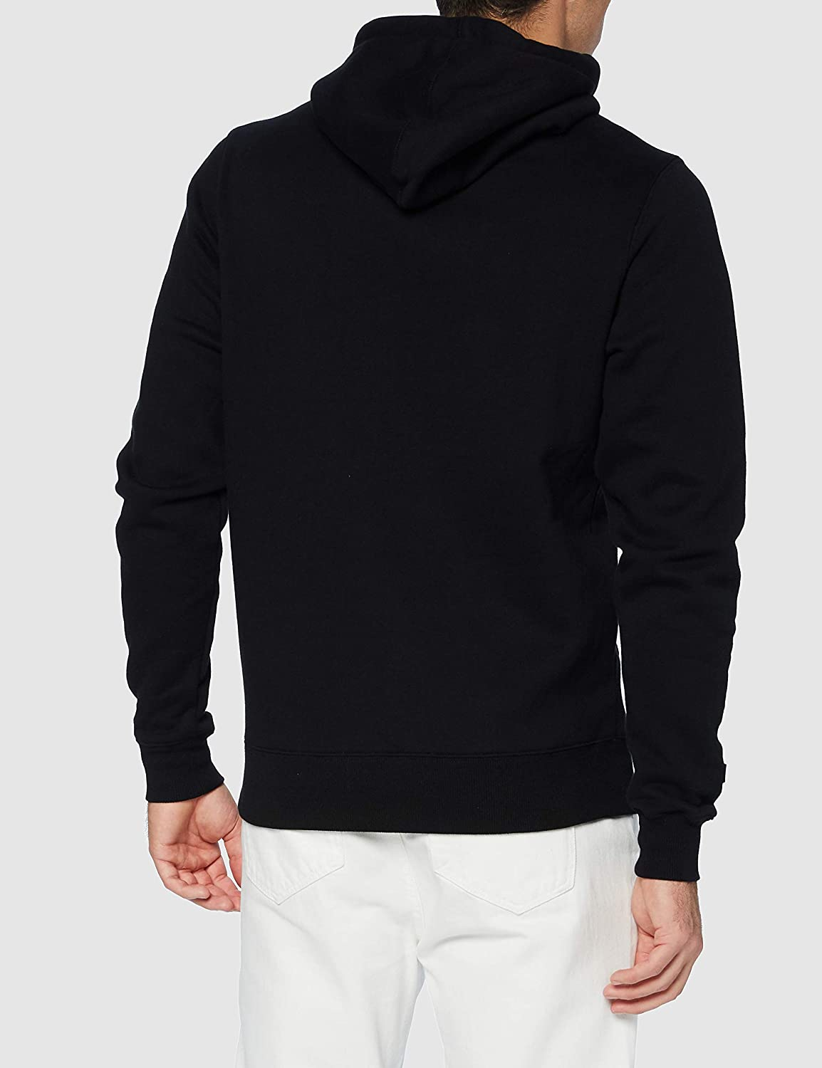 Cayler & Sons Herren Hoodies No Brainer Kapuzenpullover Black/Mc
