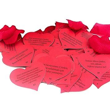 Sevgiliye Hediye 365 Gün Notu Romantik Aşk Sözleri Sevgililer Günü