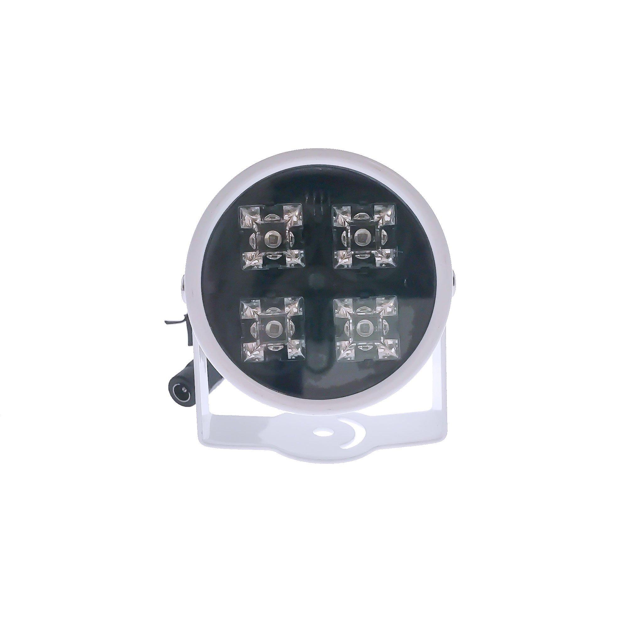 CMVision IR40 WideAngle 60-80 Degree 4pc Power LED 100feet Long Range Indoor/ourdoor IR Array Illuminator