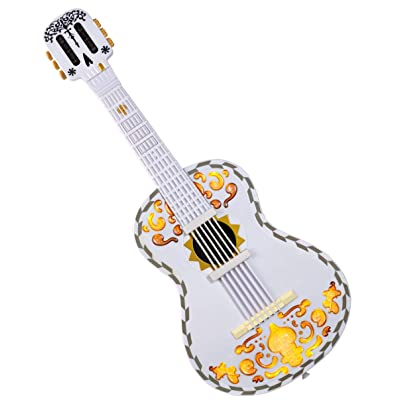 Coco Interactive Guitar by Mattel: Toys & Games