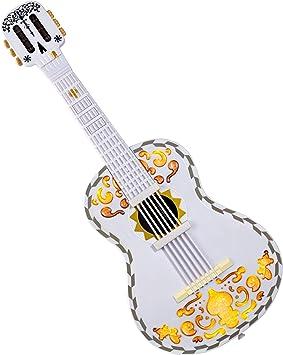 Disney Coco Guitarra Interactiva Juguete Infantil FMB20: Amazon.es ...