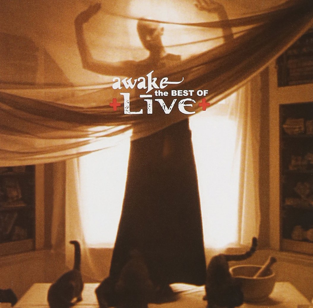 Awake: The Best of Live (Deluxe Version - CD/DVD) by Umgd/Radioactive