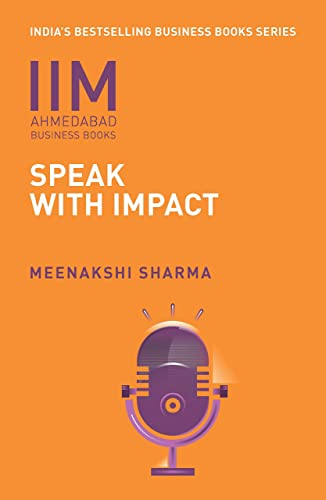IIMA - Speak with Impact