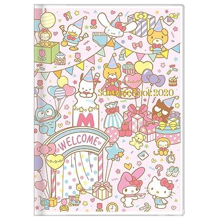 Sanrio Characters S2949458 - Cuaderno de agenda (año 2020 ...