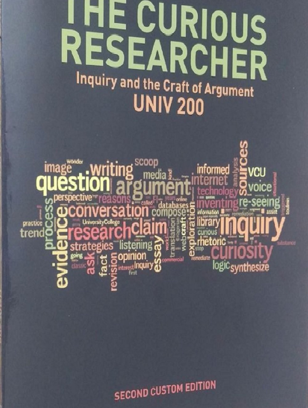 Curious researcher the 7th edition ebook best deal image collections the curious researcher inquiry and the craft of argument 2nd the curious researcher inquiry and the fandeluxe Images