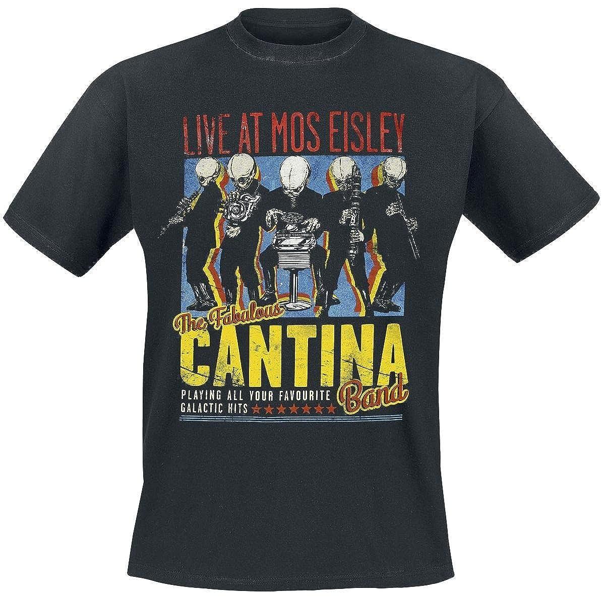 The Fabulous Cantina Band T-Shirt Bravado Herren Star Wars