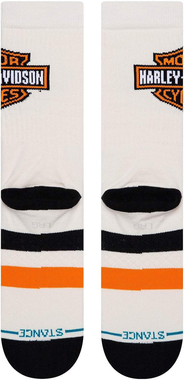 Stance Uomo Harley Davidson Classic Cotton Calze Confezione da 1