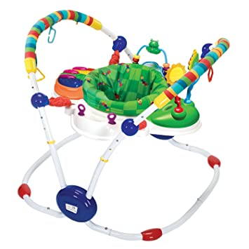 Baby Einstein Musical Motion Jumperoo Frog Mirror Toy Replacement Part
