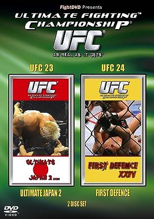 Amazon.co.jp | UFC 23 : Ultima...