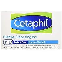 Deals on 6PK Cetaphil Gentle Cleansing Bar for Sensitive Skin 4.50oz