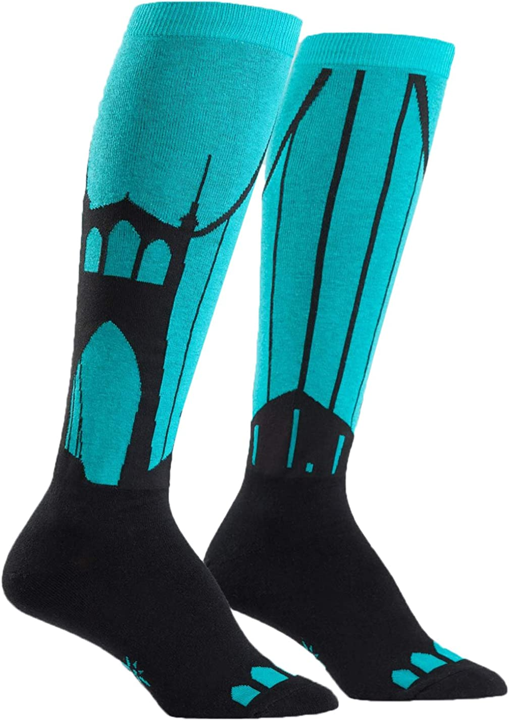 Sock It To Me Women/'s Funky Knee High Socks Just a Phase