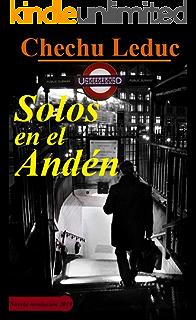 Solos en el Andén (Donovan en el filo de la navaja) (Spanish Edition