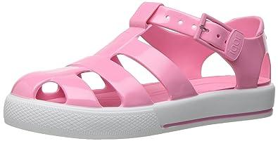87da71b2b60e S10164.010 Igor Girls  Tenis Solid Sandal