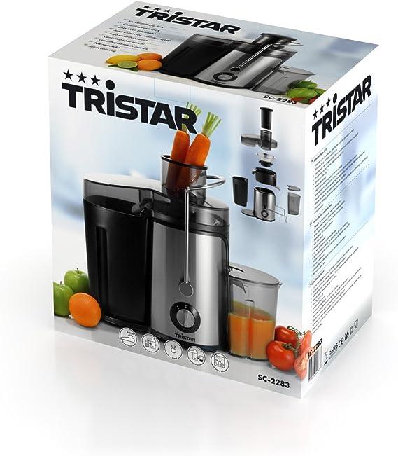 Tristar SC-2283 - Licuadora en acero inoxidable: Amazon.es: Hogar