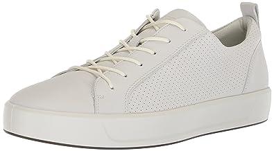 3d36e39363 Amazon.com | ECCO Men's Soft 8 Tie Sneaker | Fashion Sneakers