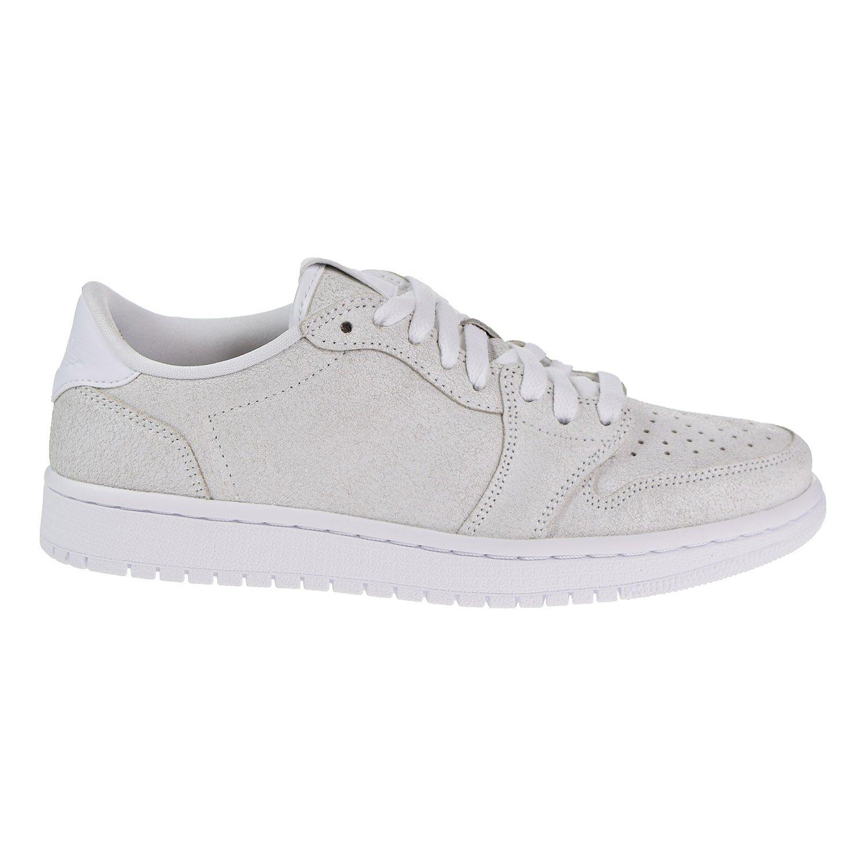 Air Jordan 1 Retro Low NS Women's Shoes White/Metallic Gold ah7232-100 (5 B(M) US)